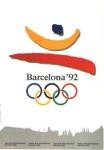 olympic games  poster 1992 Barcelona