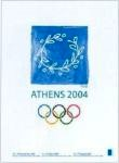 olympic games  poster 2004 Athens