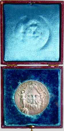 Olympic winner medal 1896